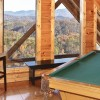 Play a game of pool in the loft as you enjoy a spectacular view